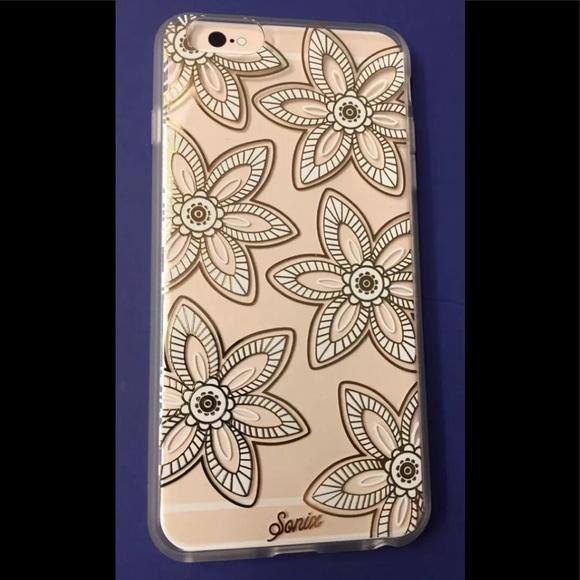 premium selection 51850 824d5 Sonix Accessories | Iphone 6 6s Case Floral Clear Case Nib | Poshmark